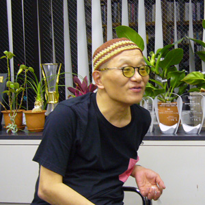 土星の環インタビュ−#006山崎春美/工作舎